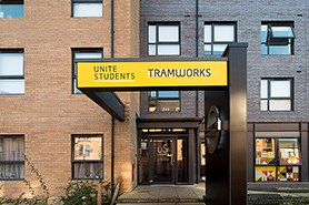 Tramworks Student Accommodation